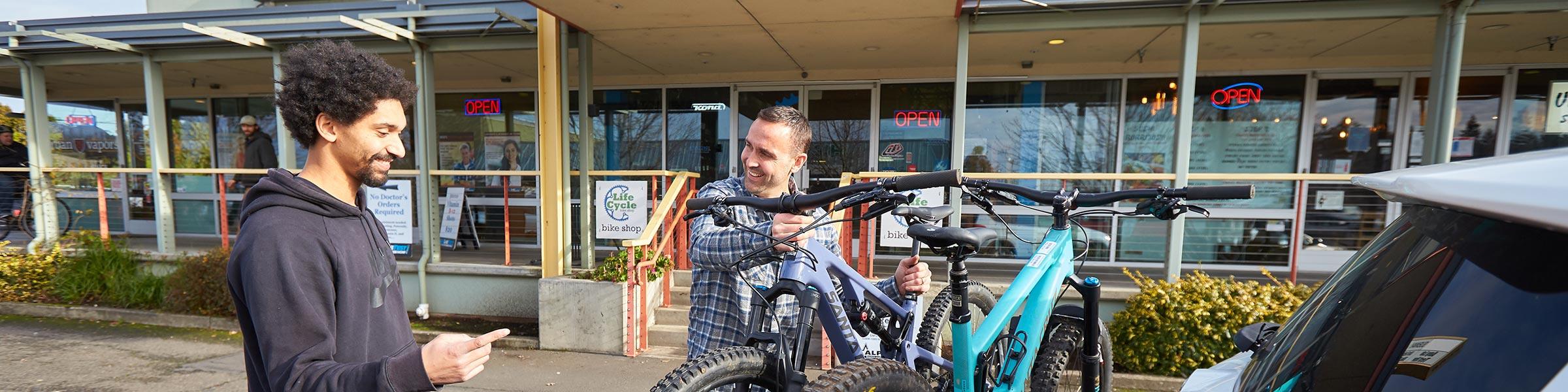 Eugene Bike Rentals