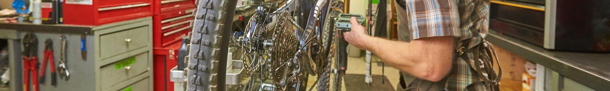 Eugene Bicycle Tune Up