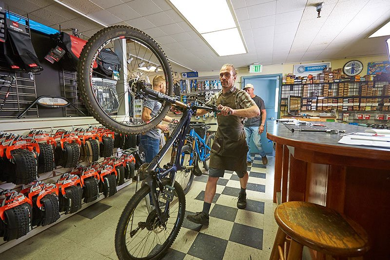 Lifecycle Bike Shop
