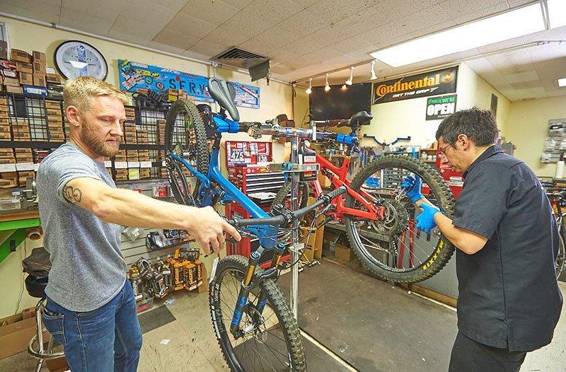 Lifecycle Bike Shop