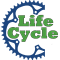 Life Cycle Bike Shop Eugene Oregon Logo