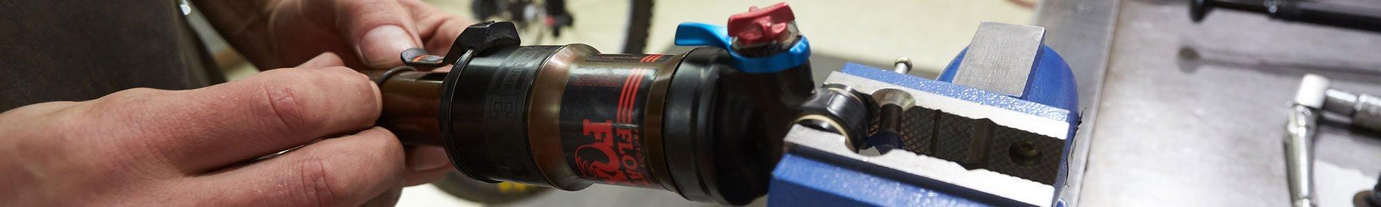 Eugene Bicycle Rear Shock Service